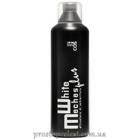 BBcos White Meches Plus Activator - Окислювач для освітлення волосся