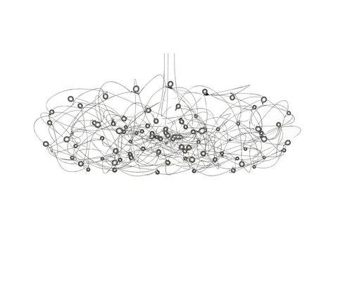 Подвесной светильник копия Curled by Quasar