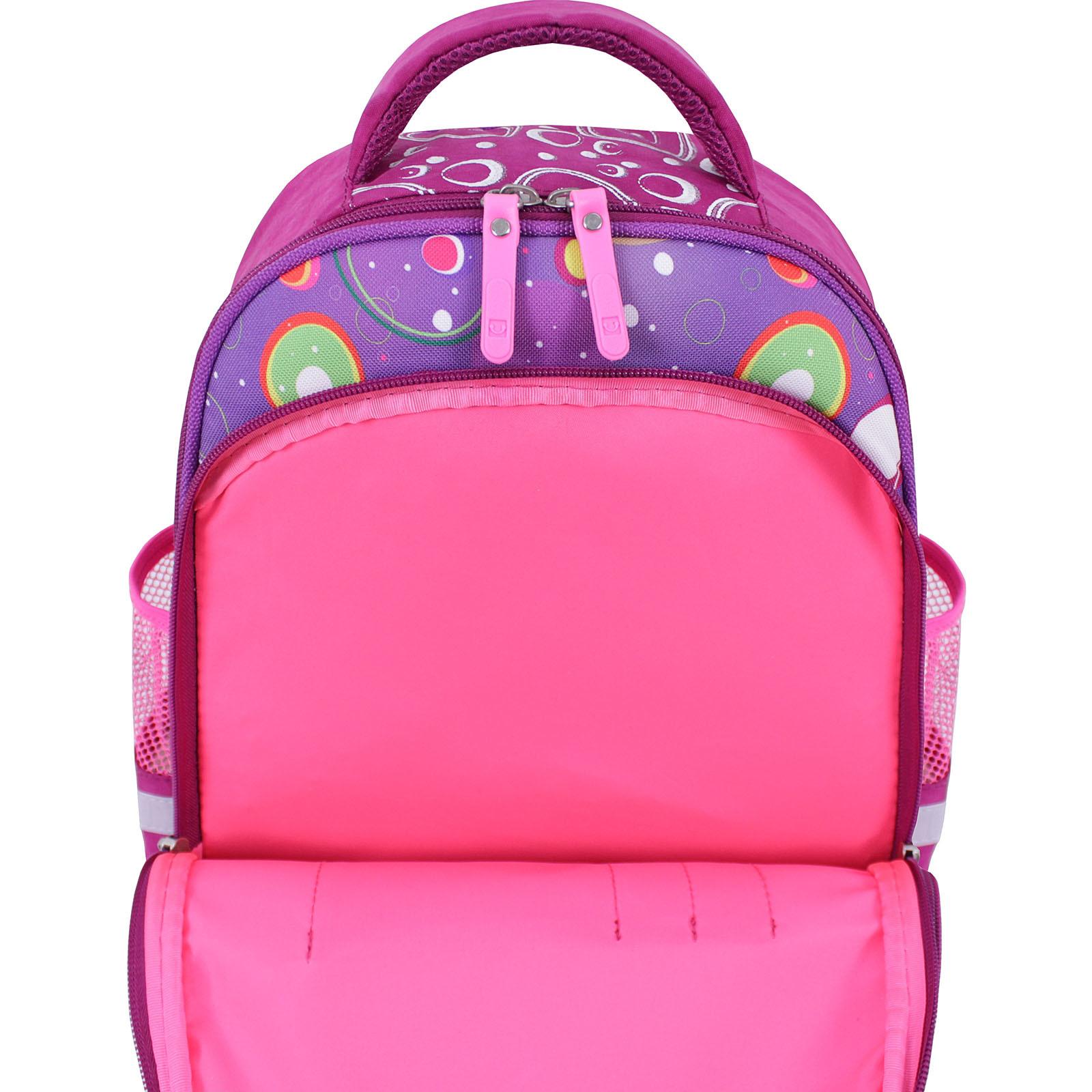 Рюкзак школьный Bagland Mouse 143 малиновый 501 (0051370) фото 5