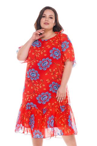 Платье-5042