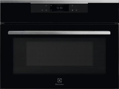 Компактный духовой шкаф Electrolux VKL8E08WX