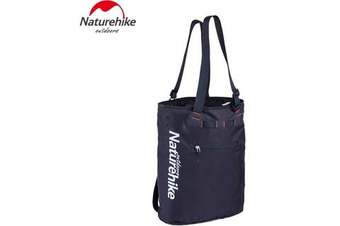 Сумка рюкзак Naturehike Daily Backpack 15L Black