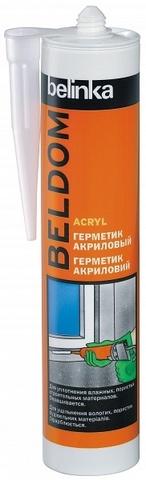 Belinka Beldom Acryl Монтажный клей – герметик