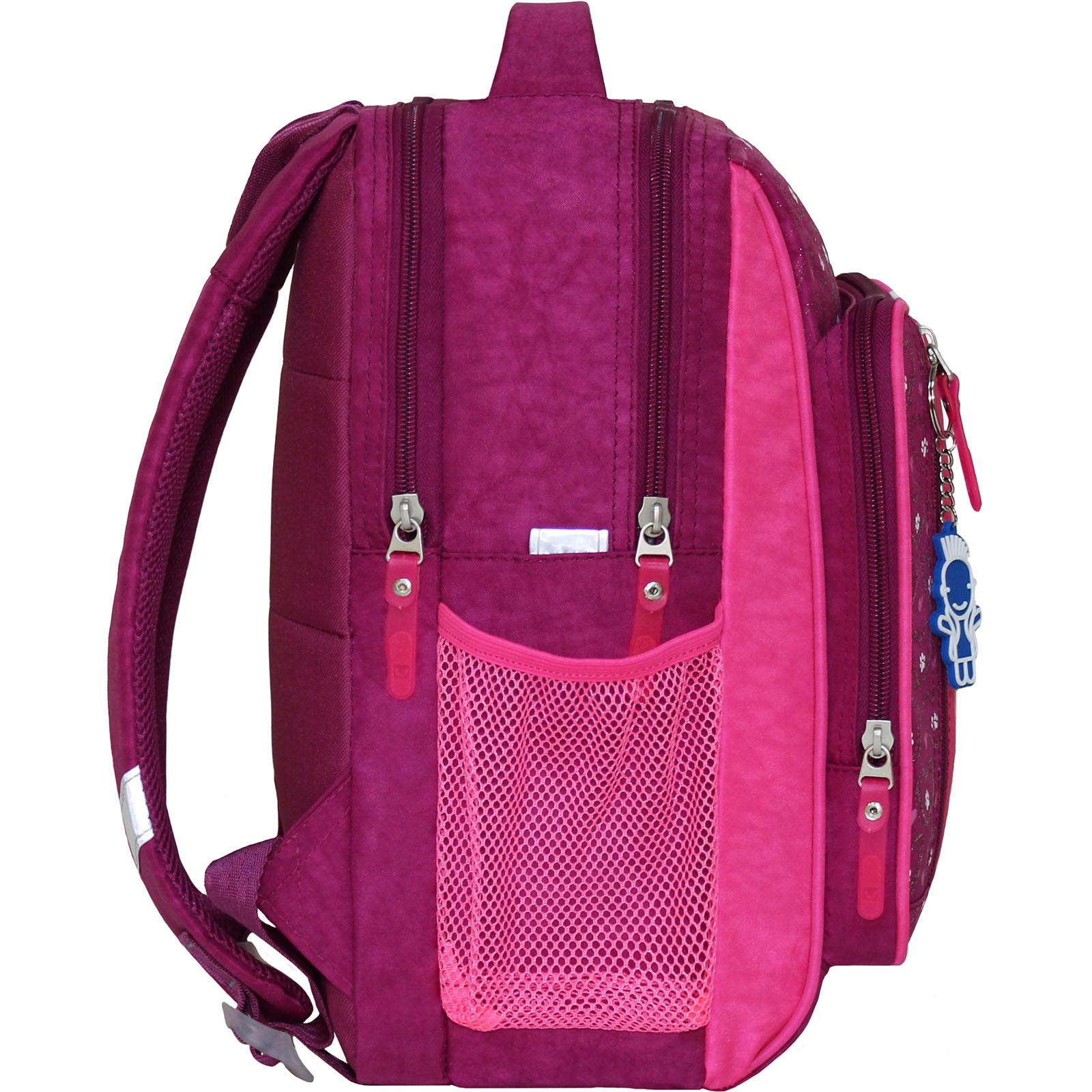 Рюкзак школьный Bagland Школьник 8 л. 143 малина 167к (00112702)