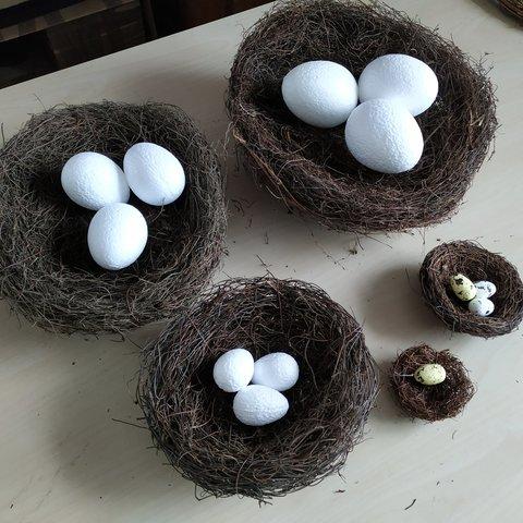 Гнездо для птиц декоративное