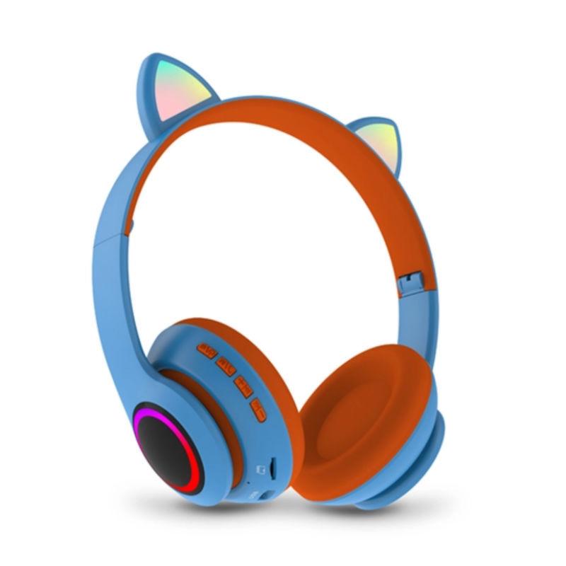 Гаджеты и hi-tech аксессуары Беспроводные наушники со светящимися ушками кошки Cat Ear СТ-66 besprovodnye-naushniki-so-svetyaschimisya-ushkami-koshki-cat-ear.jpg