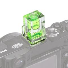Уровень на горячий башмак фотоаппарата