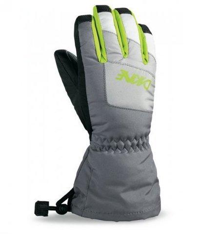 Картинка перчатки Dakine Yukon Glove Grey - 1