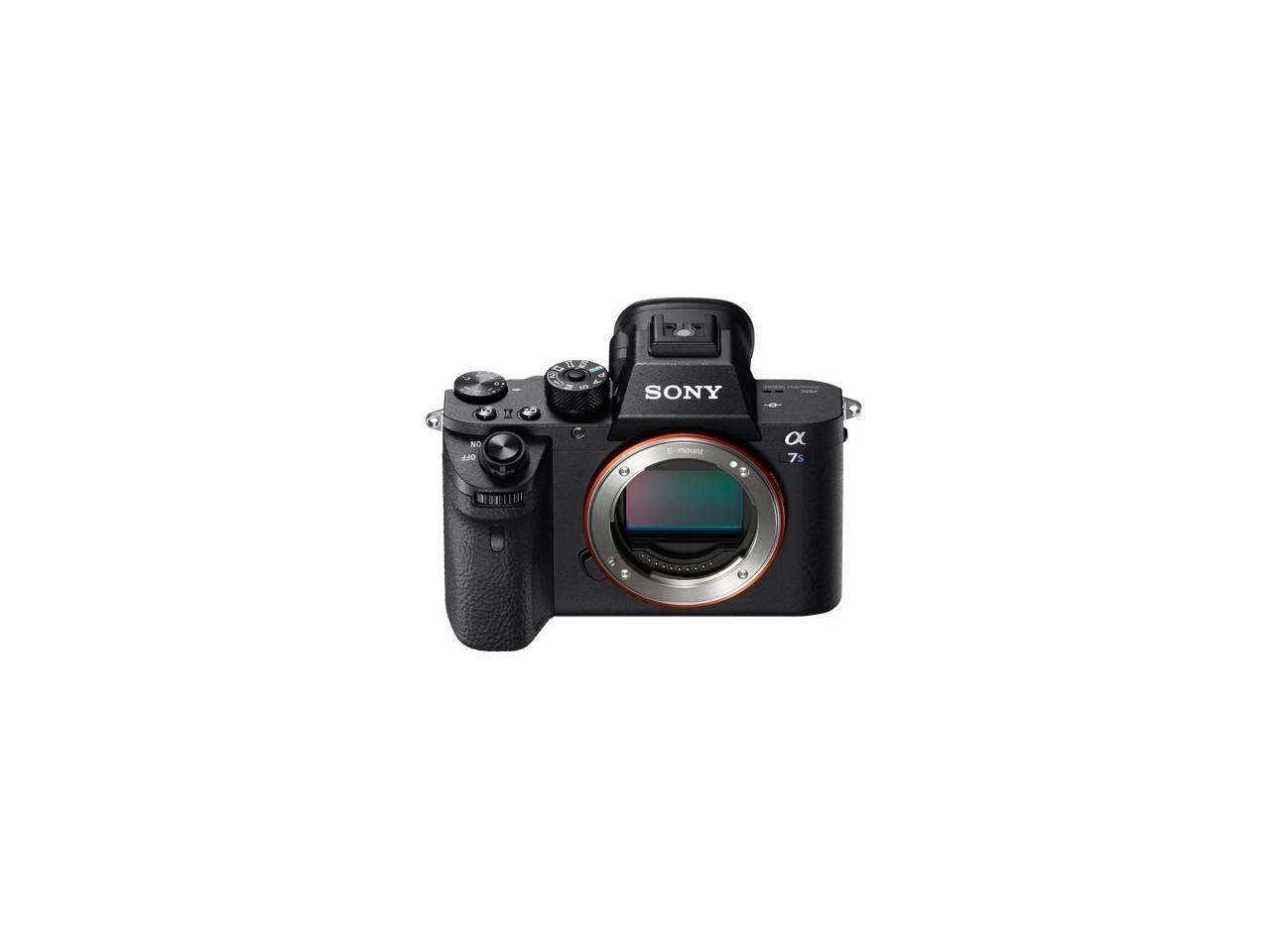 Sony Alpha ILCE-7SM2 купить в интернет-магазине Sony Centre Воронеж