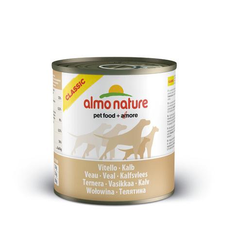 Консервы (банка) Almo Nature Classic Veal
