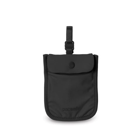 Картинка кошелек Pacsafe Coversafe S25 Черный - 1