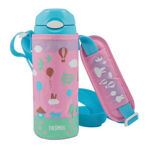 Термос детский Thermos FHL-401F LP (0,4 литра), розовый