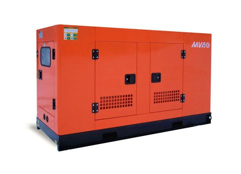 Дизельный генератор MVAE АД-30-230-Р в кожухе
