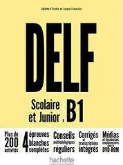 DELF Scolaire et Junior B1 NEd + DVD-ROM ***
