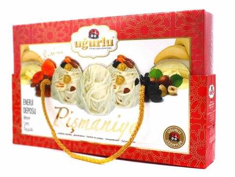Пишмание с сухофруктами (в подарочном пакете), Ugurlu, 260 г