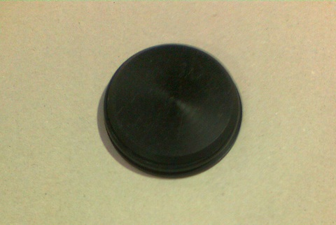 25242805 Заглушка пластиковая диа. 59,5 мм
