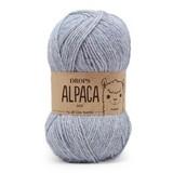 Пряжа Drops Alpaca 9021 серо-голубой