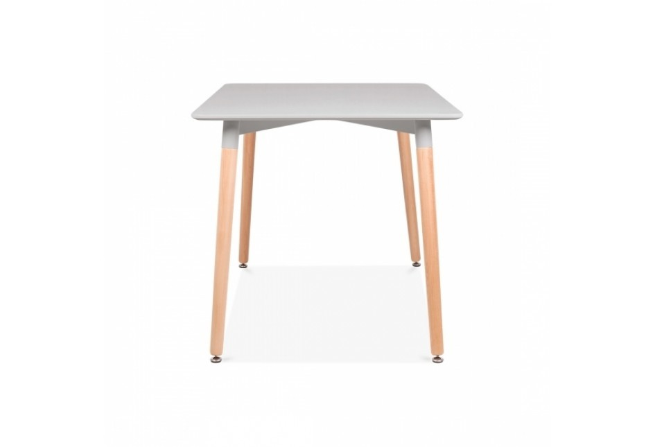 Стол обеденный LINK (120) GRAY (серый)
