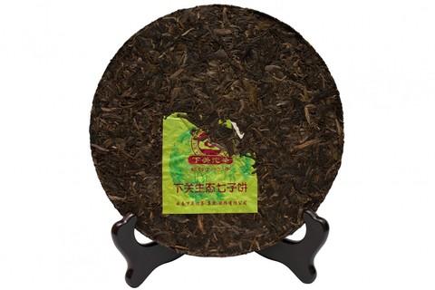 Прессованный чай Шен Пуэр премиум 2014 г ЧАЙ ИП Кавацкая М.А. 0,1кг