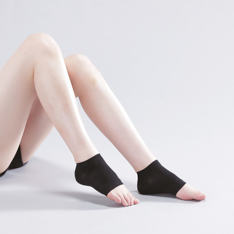 Носки открытые PHITEN Ti Socks (Ti+Ag)