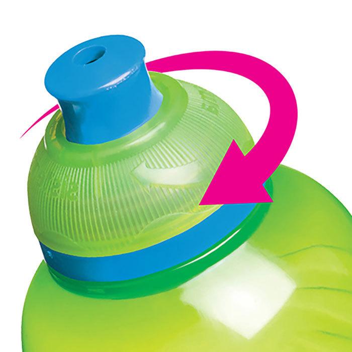"""Бутылка для воды Sistema """"Hydrate"""" 330  мл, цвет Фиолетовый"""