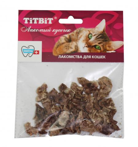 Titbit легкое баранье (для кошек) - мягкая упаковка