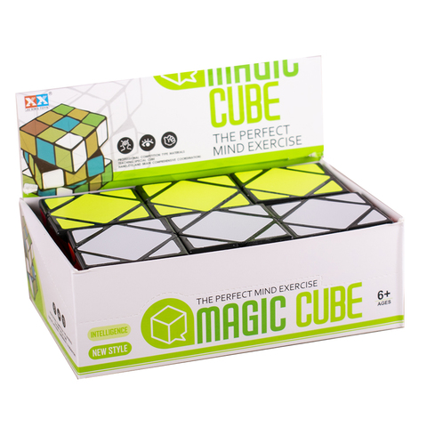 Кубик рубик спиралька 6 шт/уп
