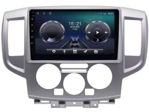 Магнитола для Nissan NV200 (09-19) Android 10 6/128GB IPS DSP 4G модель CB-3330TS10