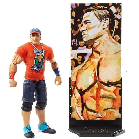 Джон Сина Серия 60. Бойцы WWE