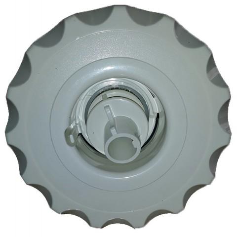 Форсунка гидромассажная вращающаяся из ABS, пластика, 10-12м³/час /0018/ PoolKing