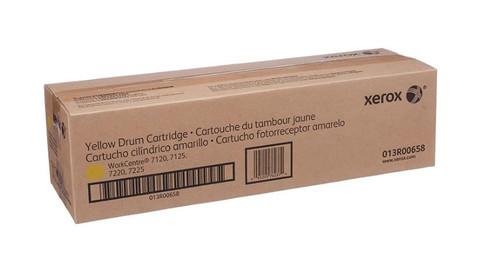 Фотобарабан Xerox 013R00658 желтый