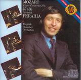 Murray Perahia, English Chamber Orchestra / Wolfgang Amadeus Mozart: Piano Concertos Nos. 15 & 16 (CD)
