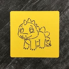 Динозавр №13