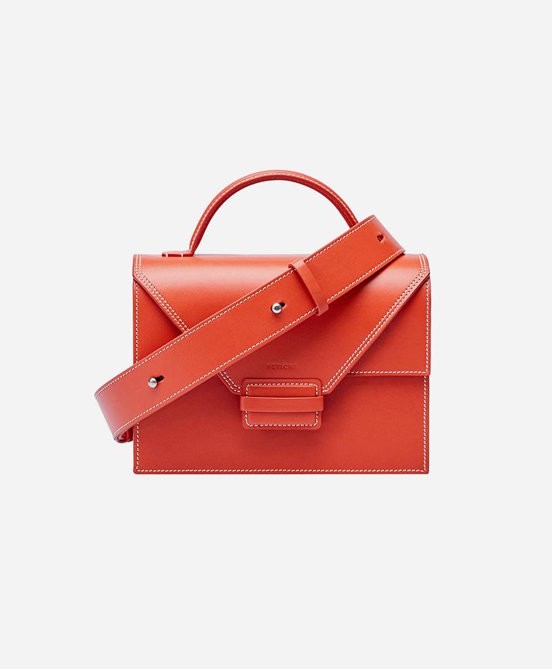 сумка-красная