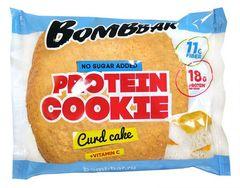 Bombbar печенье неглазированное творожный кекс 60 г