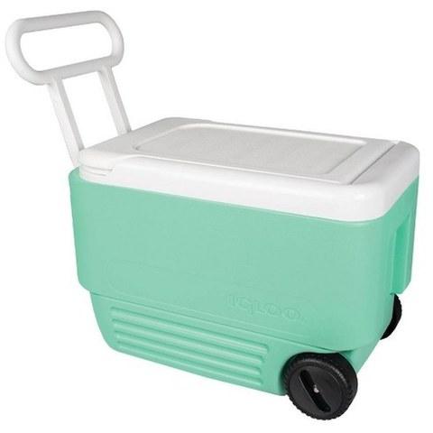Изотермический контейнер (термобокс) Igloo Wheelie Cool 38 (термоконтейнер, 36 л.)