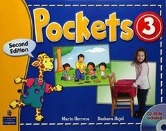 Pockets 2nd Ed 3 SB +CD
