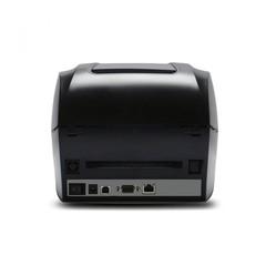 Термотрансферный принтер с отделителем этикеток Mertech MPRINT TLP300 TERRA NOVA RS232-USB, Ethernet Black, 203 dpi, термопечать, ширина 108 мм, 1D/2D, Честный Знак, ЕГАИС, QR-код, Bartender