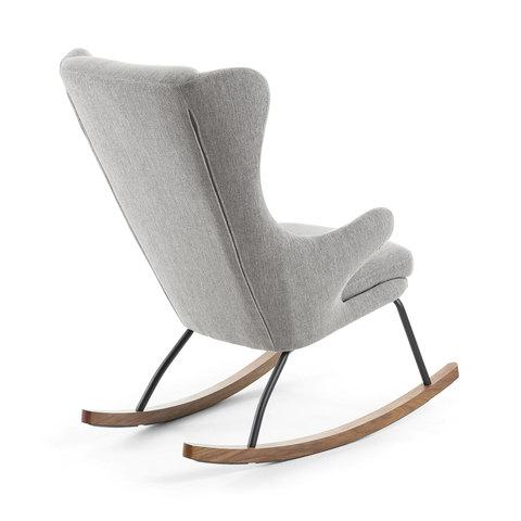 Кресло-качалка Tresser серое