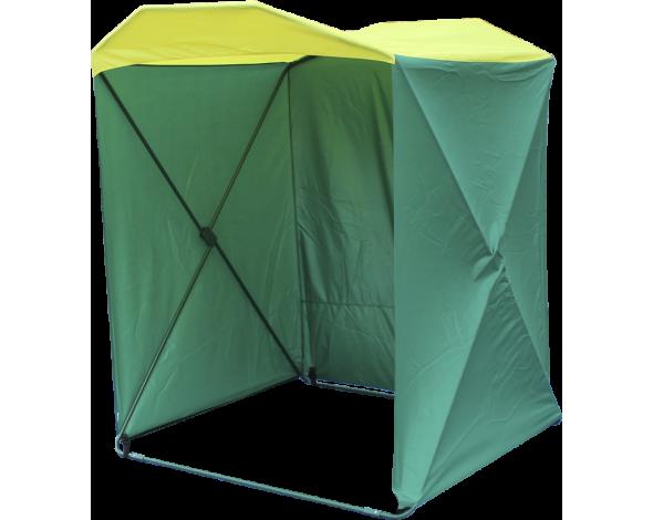 Торговая палатка Митек Кабриолет 1.5х1.5 Ø18 мм