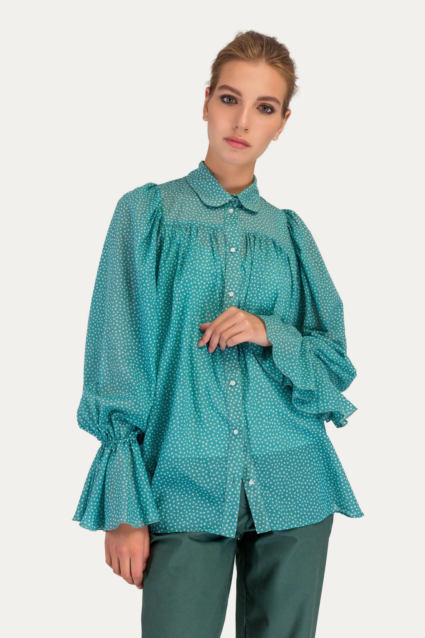 Блузка с топом LA ROCHELLE