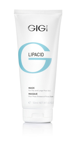 Gigi Lipacid Mask, Лечебная маска, 50 мл.