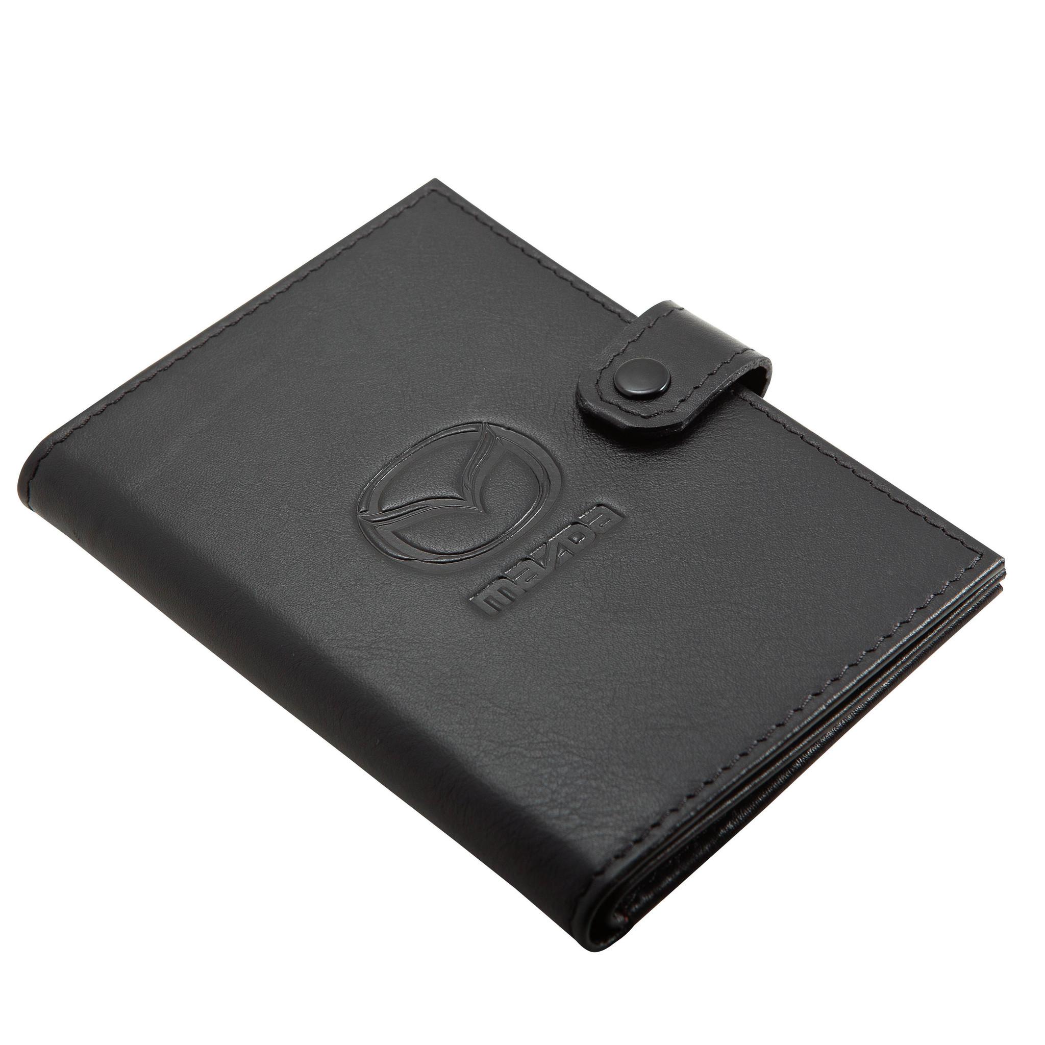 Портмоне для автодокументов и паспорта Mazda