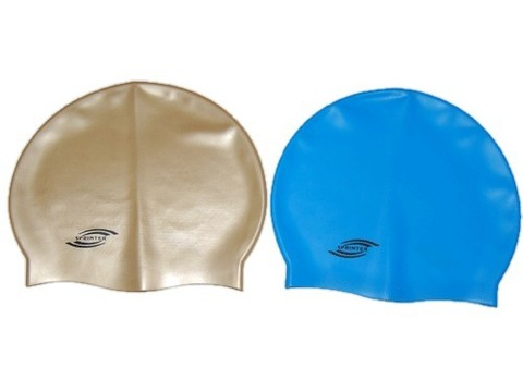 Шапочка для плавания SPRINTER (однотонная): SH