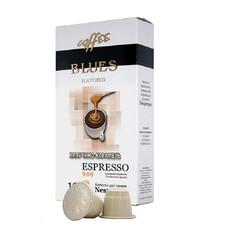 Капсулы для кофемашин Blues Капучино-Карамель (10 штук в упаковке)