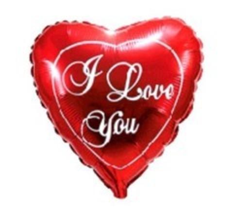 F Сердце Любовь (красное), 23