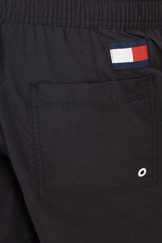 Мужские черные плавательные шорты DW MEDIUM Tommy Hilfiger
