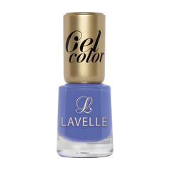 LGC-009 лак для ногтей GEL COLOR тон 009 серо-голубой 12мл