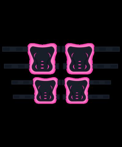 Комплект защиты Jump Pink