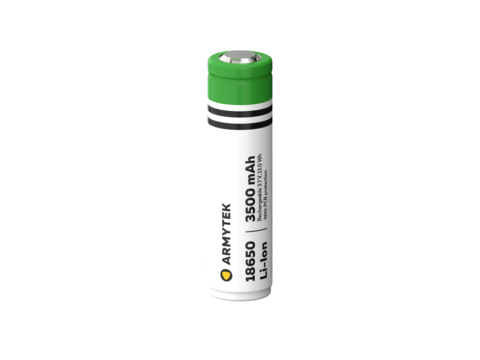 Li-Ion аккумулятор Armytek 18650 3500 mAh